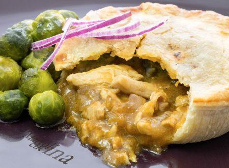 Pie di pollo, ricetta facile inglese