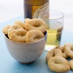 Taralli dolci alla birra senza burro