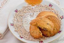 Biscotti di pane al cioccolato, ricetta facile senza burro e senza lievito