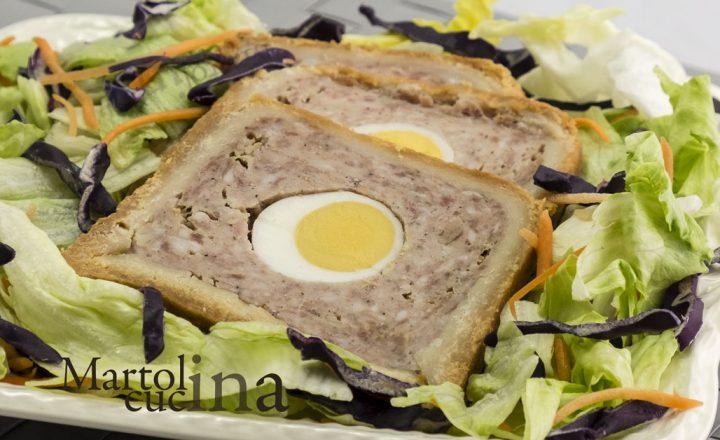 Torta di carne e uova, ricetta secondo facile e saporito