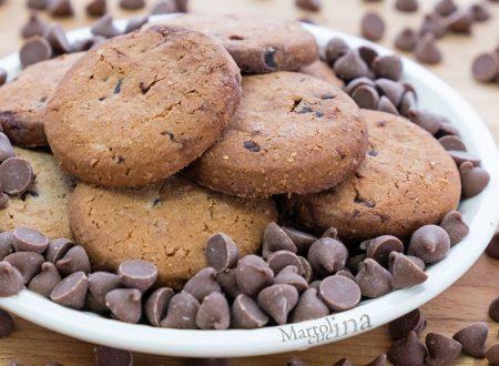 Biscotti al cioccolato con olio di oliva, ricetta facile senza burro
