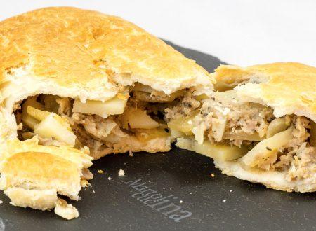 Cornish pasty, ricetta facile inglese