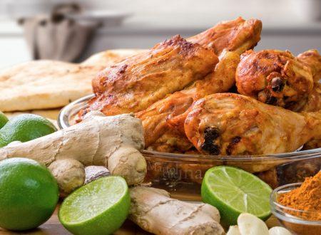 Pollo tandoori, ricetta facile indiana