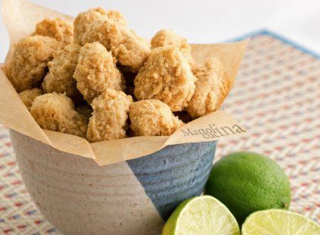 Popcorn di pollo, ricetta facile