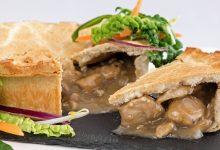 Torta salata con pollo cremoso, ricetta facile