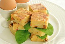 Tortilla di patate in padella, ricetta facile spagnola