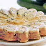 Cake zucchine e curcuma, ricetta facile senza burro