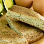 Frittata soffiata pesto e zucchine, ricetta facile