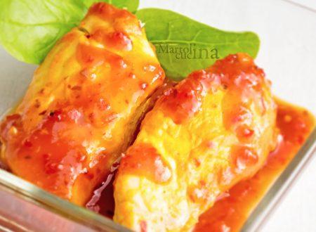 Pollo in salsa piccante, ricetta facile