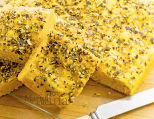 Cake salato di zucca, senza burro, ricetta facile