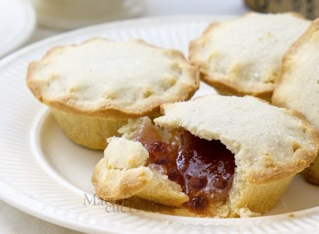 Mince pies, ricetta facile, dolce inglese