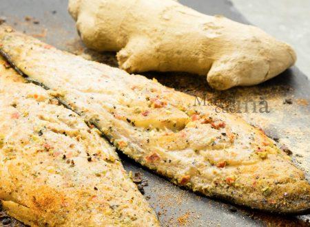 Sgombri allo zenzero peperoncino e lime, ricetta facile di pesce