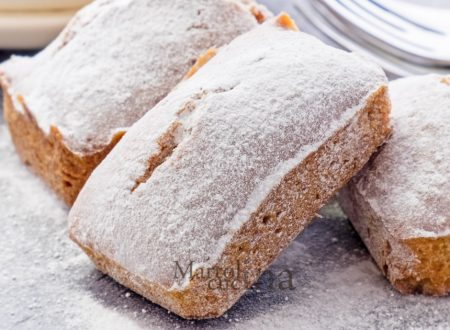 Plumcake con fagioli azuki, dolce facile