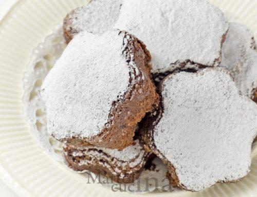 Muffin al cioccolato al vapore, ricetta facile, senza burro