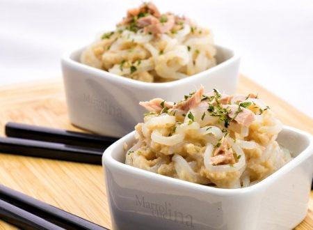 Spaghetti in crema di tonno e cipolla, ricetta facile