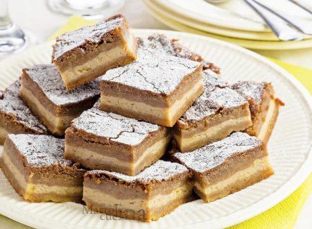 Torta magica alla Nutella, dolce goloso