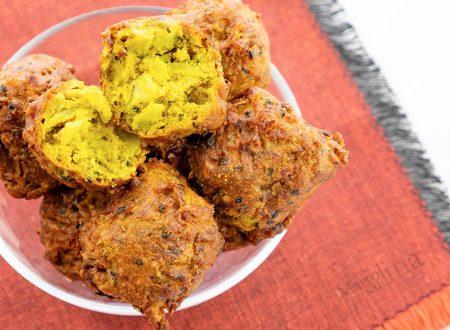 Polpette di verdure e curry, ricetta facile e golosa