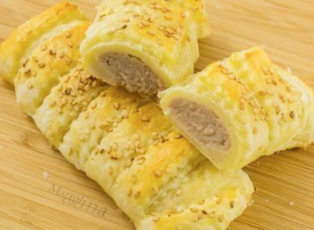 Sfogliatine patate e tonno, ricetta facile