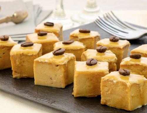 Dolce ricotta e caffè, torta morbida, ricetta facile