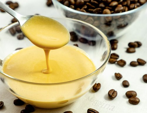 Glassa al caffè, 2 ingredienti, ricetta facile