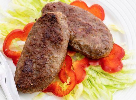 Hamburger di agnello, ricetta facile, secondo saporito