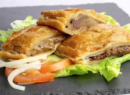 Torta salata con carne, ricetta facile