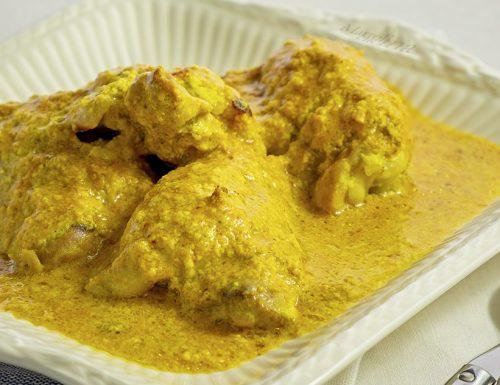 Pollo alla senape, ricetta facile e light