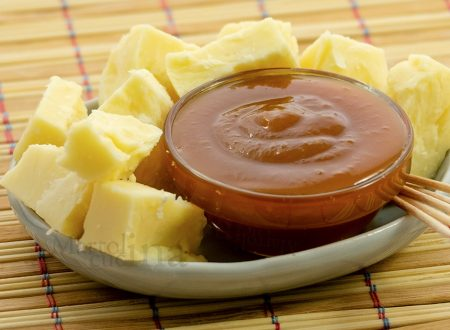Composta di zucca, salsa per formaggi, mostarda