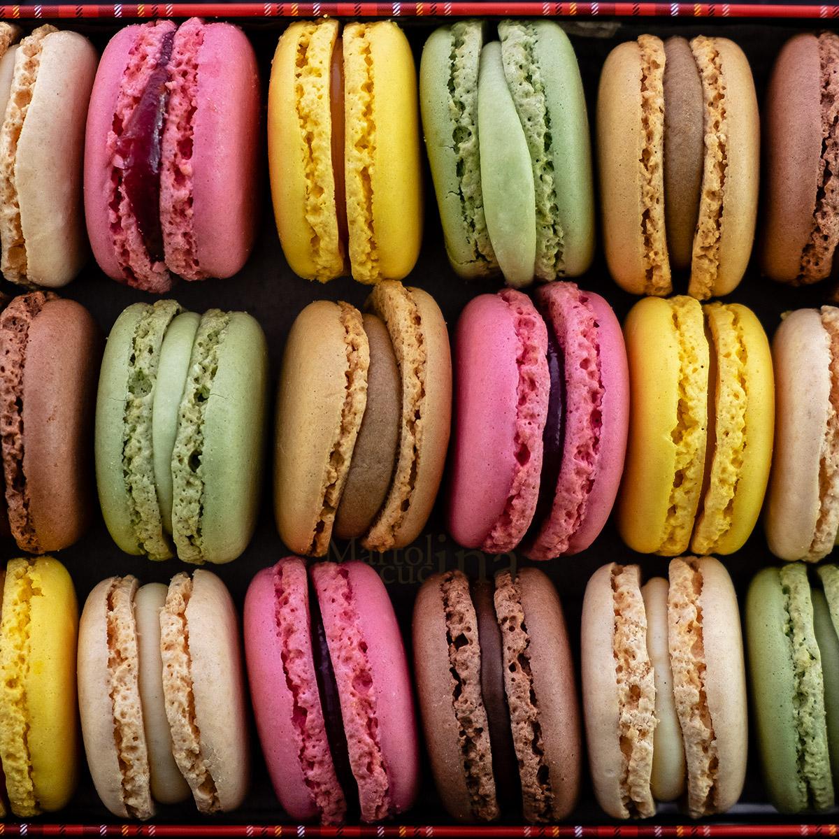 Macaron perfetti