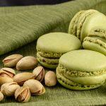 Macaron ai pistacchi