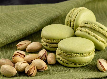 Macaron ai pistacchi, ricetta facile e infallibile