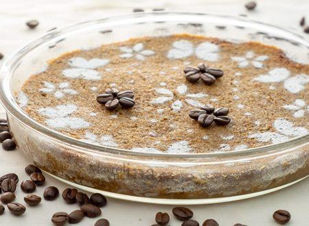 Dolce di pane al caffè, ricetta torta facile