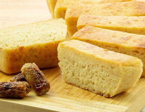 Plumcake salato con ricotta e salsiccia, facile e goloso