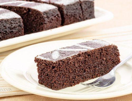 Torta geniale, senza ciotola e con un ingrediente segreto