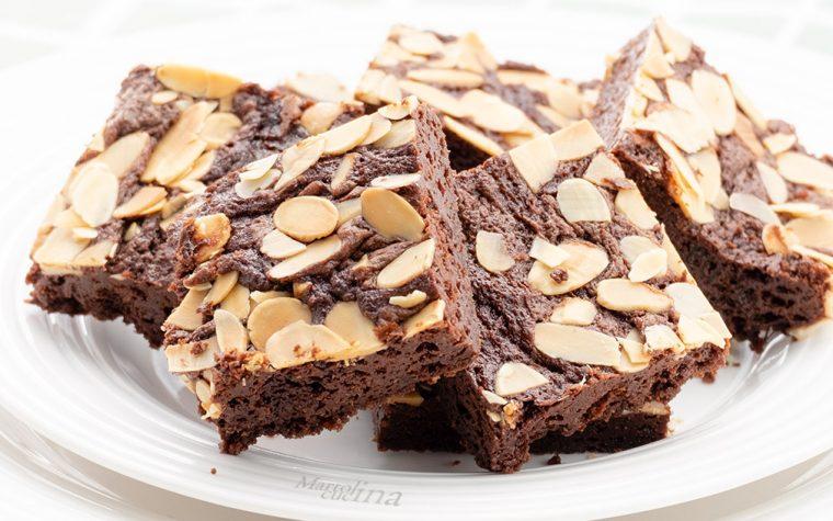 Brownies alla Nutella 5 minuti, geniali