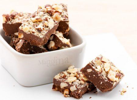 Pasticcini alla Nutella 3 ingredienti, dolce facilissimo e velocissimo