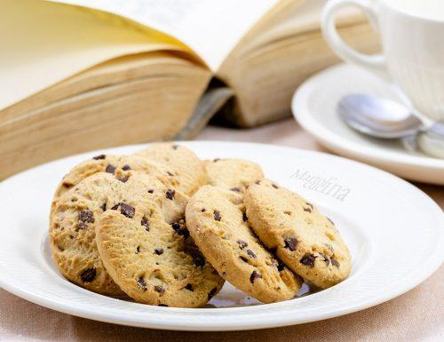 Biscotti senza zucchero, da inzuppare, friabili