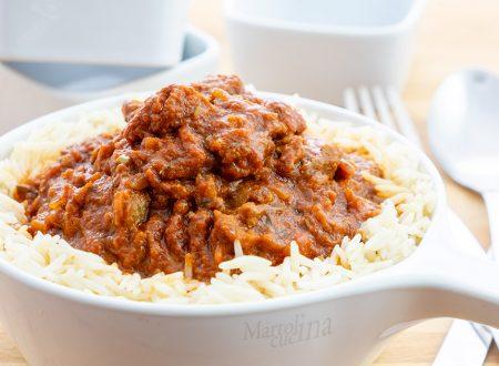 Lamb rogan josh, ricetta carne, India, facile