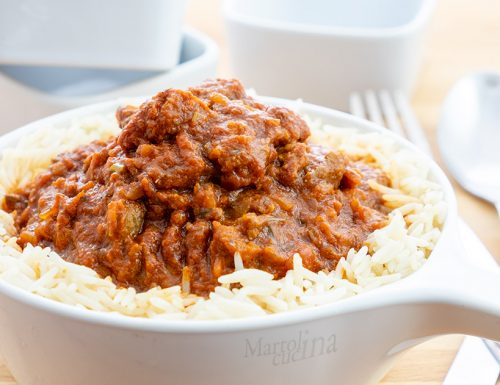 Lamb rogan josh, ricetta carne, India, facile