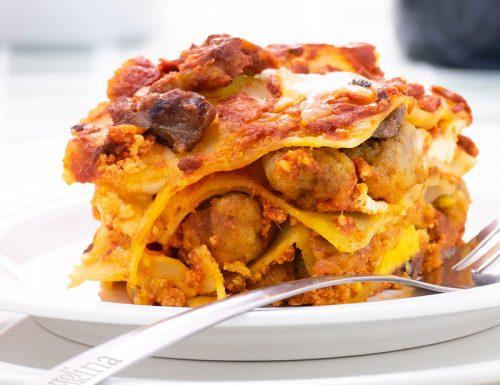 Lasagna napoletana, successo garantito!