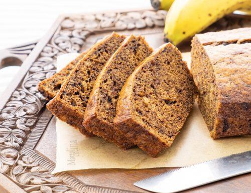 Banana bread, la perfezione con ingrediente segretissimo!