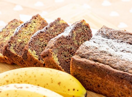 Banana bread con nutella, irresistibile e stra-facile!!!