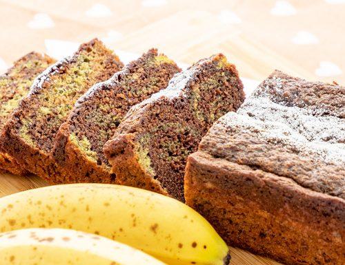 Banana bread con nutella, irresistibile e stra-facile!!!