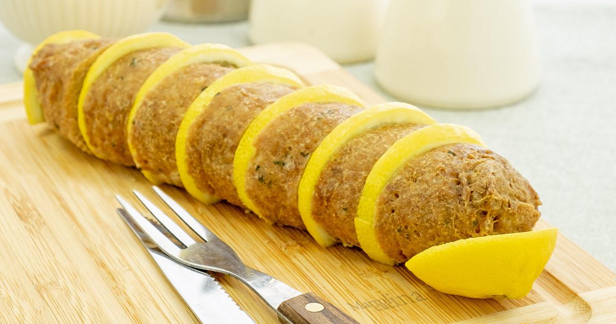 Polpettone al limone