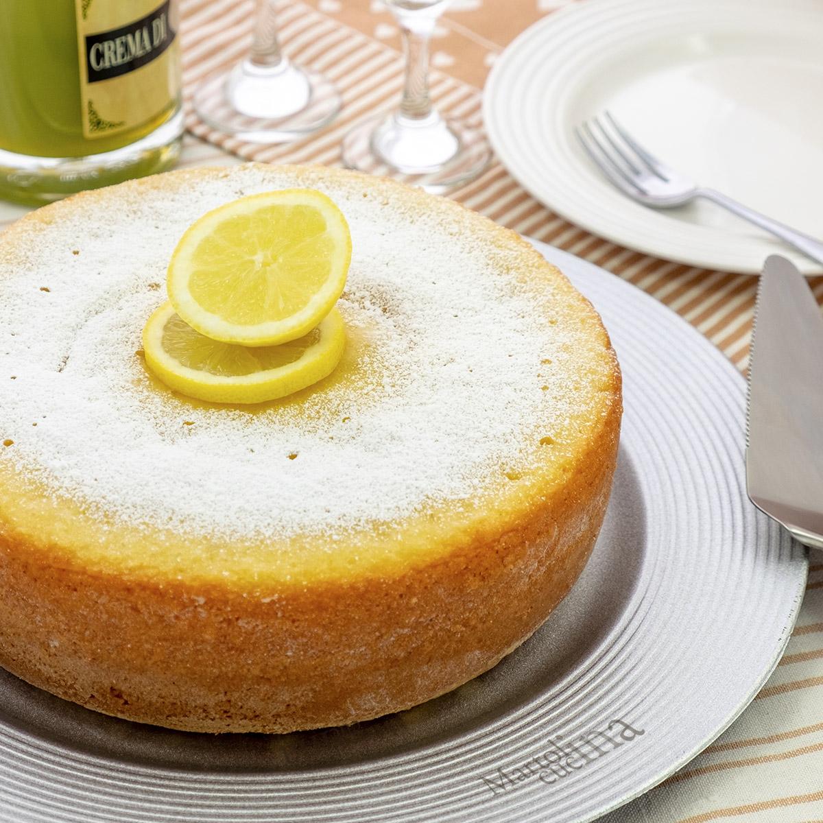 Torta limone e philadelphia