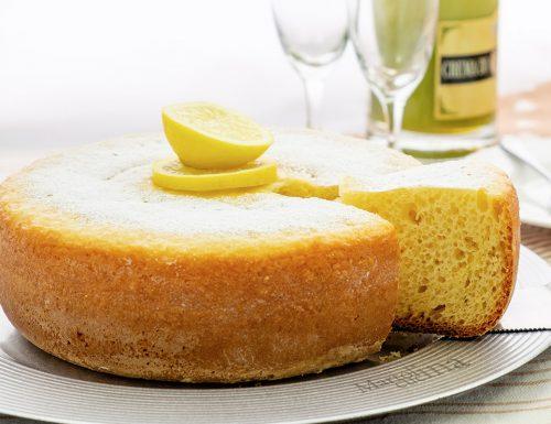 Torta limone e philadelphia, senza burro, facilissima