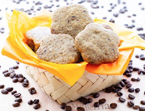 Muffin light al caffè, senza burro e uova