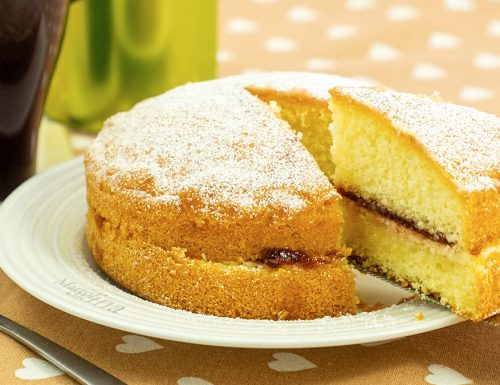 Victoria sponge, dolce inglese golosissimo