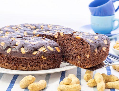 Dolce al cioccolato e arachidi, la ricetta che vi stupirà!