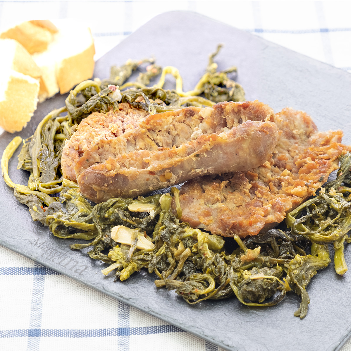 Salsiccia e friarelli